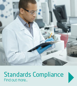 Our customers expect the correct medical standards from their supplier