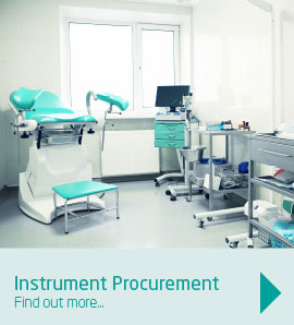 Our customers expect the correct medical standards from their instrument supplier