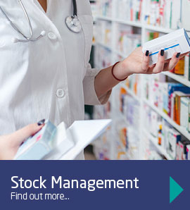 We provide medical stock management solutions