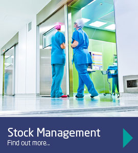 We have a vast range of products, easily procured to aid your stock management process