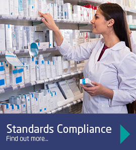 Standards include Eudra GMDP and MHRA
