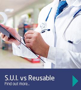 SUI versus Reusable benefits
