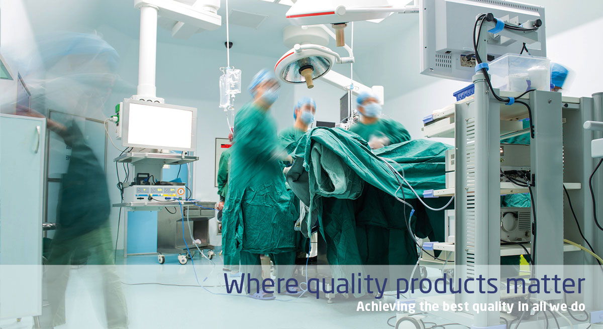 Where quality products matter we achieve the highest quality in all we do
