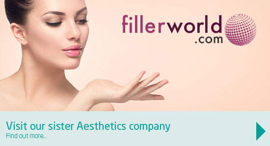 Visit our sister Aesthetics company