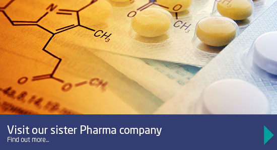 Visit our sister Pharma company