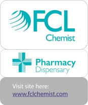 FCL Chemist Dispensary part of the FCL Health solutions group