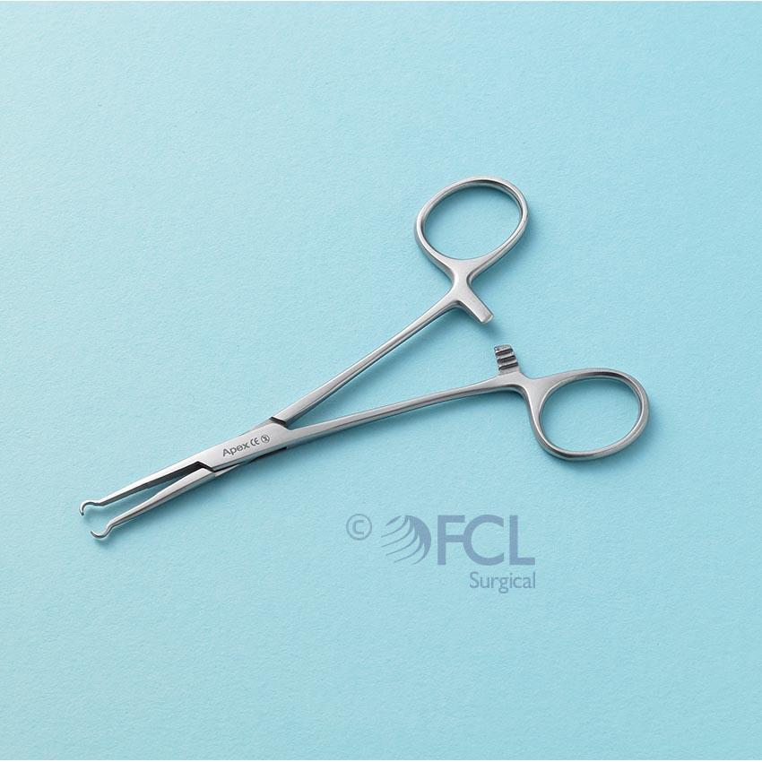 Forcep Vasectomy ring 3.5mm, length 15cm